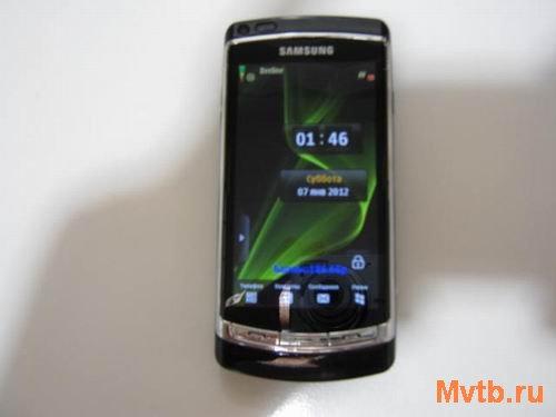 Продаю самсунг i8910 HD 8гб.в отличном состоянии, телефон взломан(можно уст